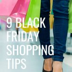 9 Excellent Black Friday Shopping Tips