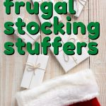 Find 40+ fun and frugal stocking stuffers! You are sure to find budget friendly stocking stuffer ideas for the whole family!