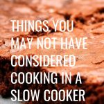 Sure, slow cookers are great for roasts and chili, but did you know they can do so much more? Here are 7 things you may not have considered cooking in your slow cooker!