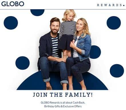 GLOBOShoes: New Rewards Program!