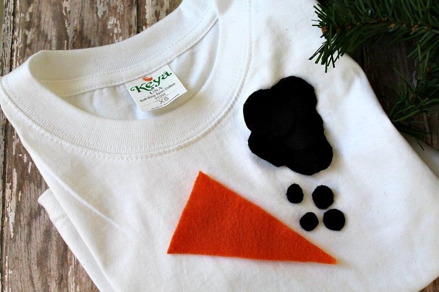 snowman-tshirt-supplies