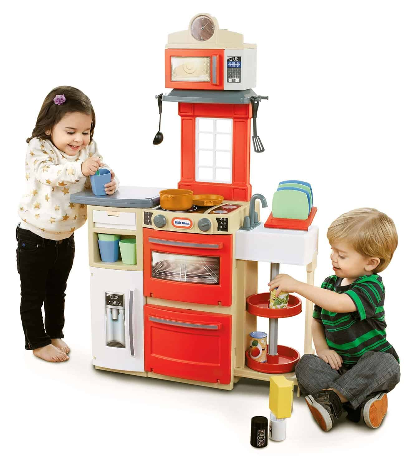 Little Tikes Cook N Store Kitchen Canada