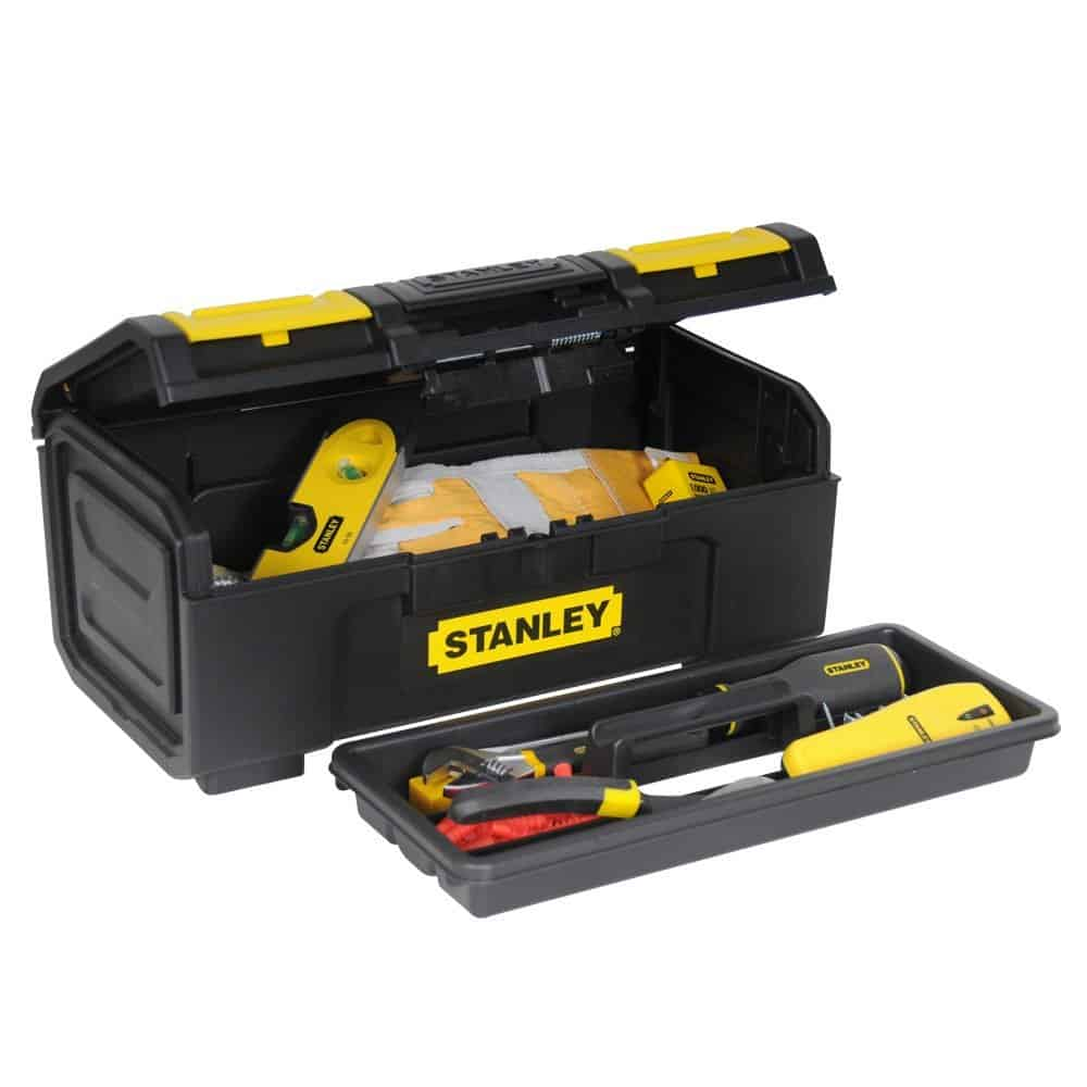 Stanley 16 Inch Tool Box Only $12.98