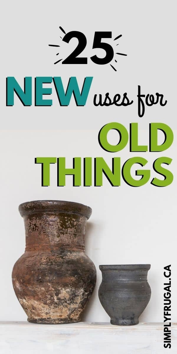 25 New Uses for Old Things Your Really Want to See! Learn to look at the things you already own in a new way. 25 New Uses for Old Things Your Really Want to See! Learn to look at the things you already own in a new way.