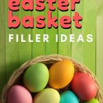 Here are 30 Fun and Frugal Easter Basket Filler Ideas you're going to love!