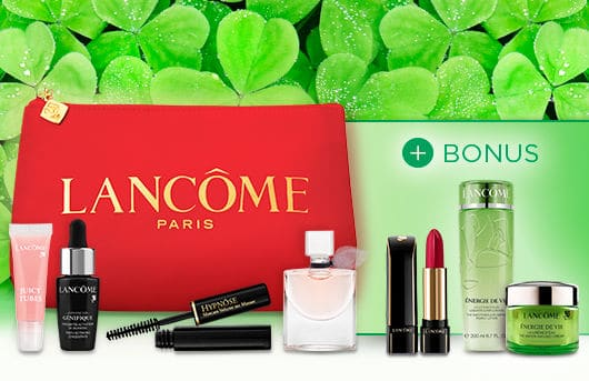 Lancome Canada Free Gift With Purchase