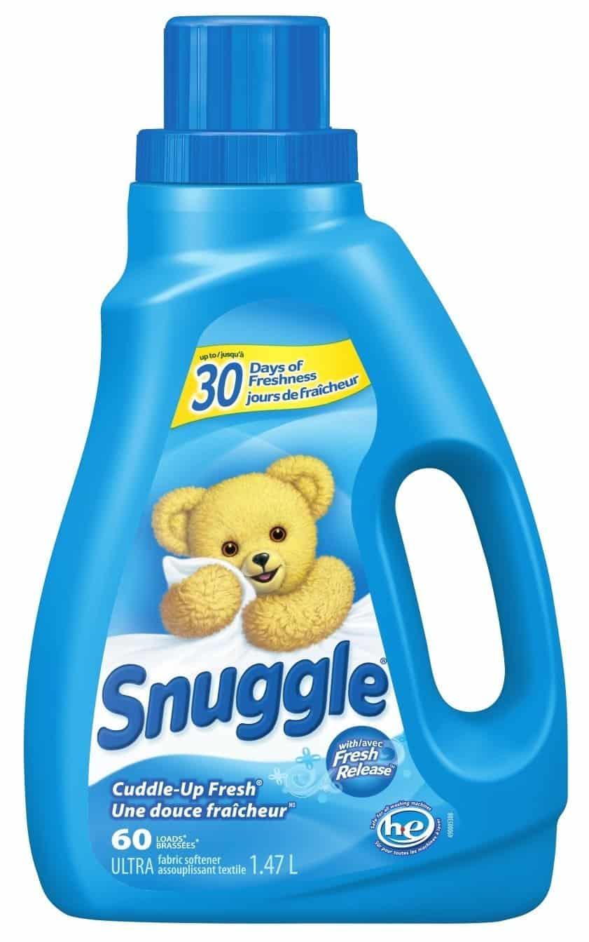 Snuggle Cuddle Up Fresh Liquid Fabric Softener Only 3 77