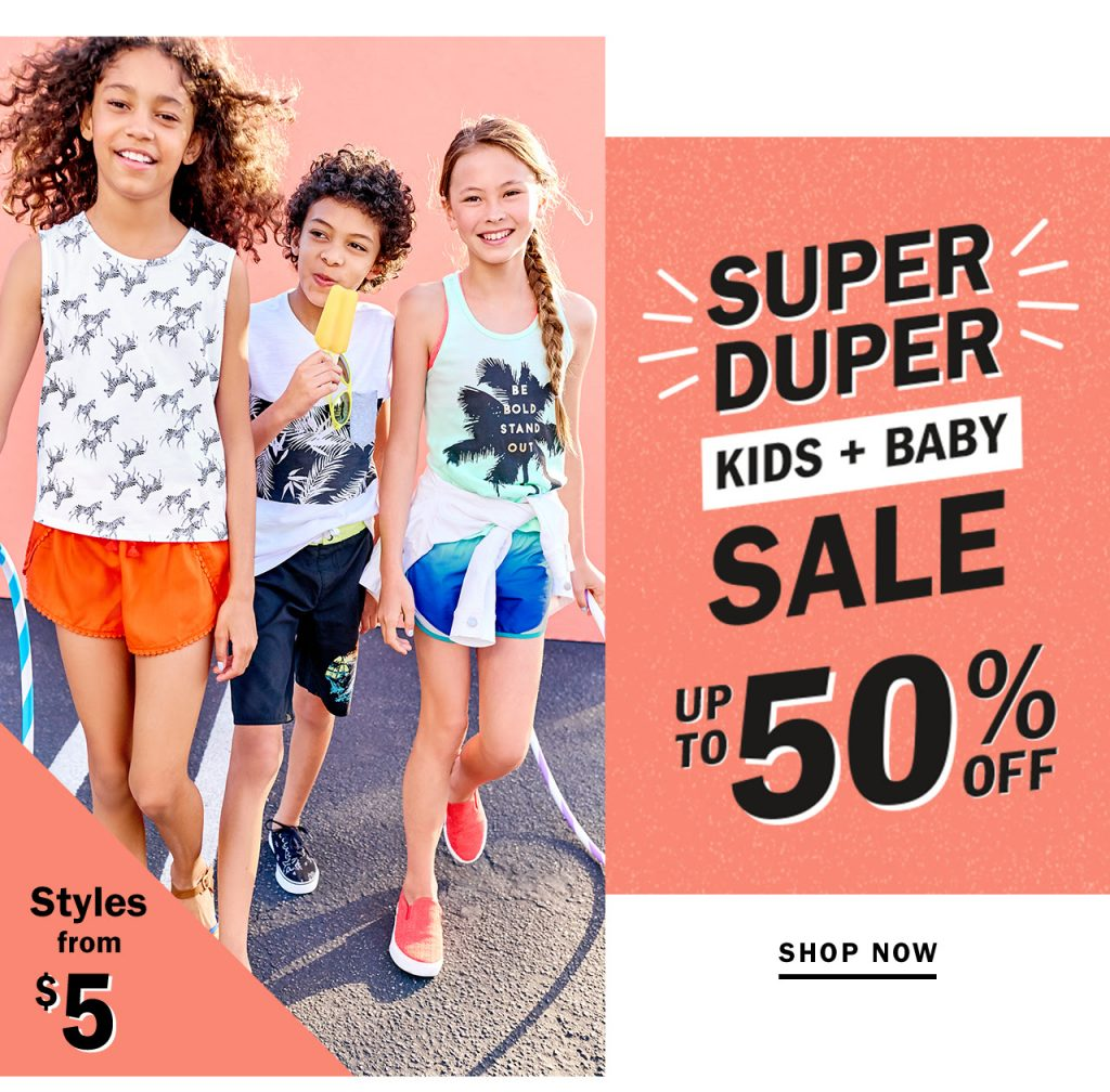 You can't deny the power of Old Navy. One stop into the store or a quick scroll on the site and you'll find a slew of versatile basics and on-trend items at affordable prices. One stop into the store or a quick scroll on the site and you'll find a slew of versatile basics and on-trend items at affordable prices.
