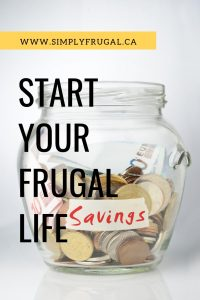 Here are 5 fabulous tips you should know to help you start your frugal lifestyle.