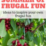 Our Summer of Frugal Fun