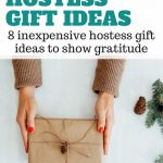 8 Inexpensive Hostess Gift Ideas to Show Gratitude