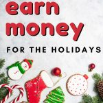 Instead of blowing your budget this holiday season, learn smart ways to earn money for the holidays with this great, ten day email series! You will find new ways to stash away cash for your upcoming Christmas expenses.