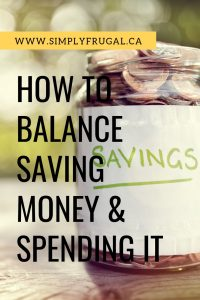 It can be hard to balance saving money and spending it. Use the following tips to get a firm grip on how to use your hard-earned money wisely, while still being able to get enjoyment out of life.