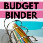 Setting up a Budget Binder is a great strategy for staying on top of your finances. Here's how to easily create a budget binder!