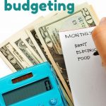 If this article doesn't get you excited about budgeting, then I don't know what will! The Amazing benefits of budgeting all wrapped up in one spot. #budget #budgeting #personalfinance #simplyfrugal