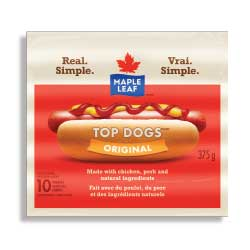 Buy One Get One Maple Leaf Top Dogs Coupon