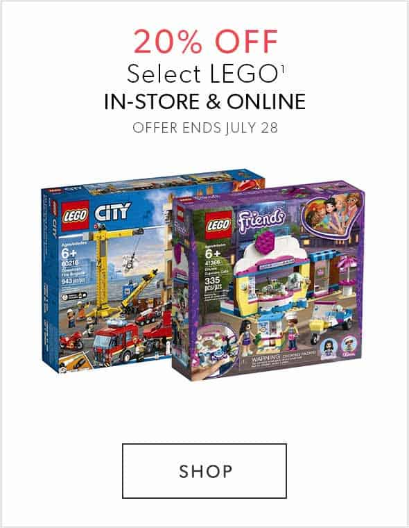 Chapters lego sale