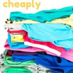How to Build a Kid's Wardrobe Cheaply