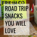 Today I'm excited to share a list of our road trip snacks that I picked up for a great price! I also have a fun way that I have packed some snacks for the girls that I think you might enjoy or find helpful too. Check it out!