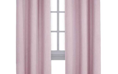 Two Blackout Curtain Panels Deal!