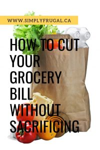 It's totally possible to eat better quality, healthy food while spending less on groceries. Here are some ways for you to cut your grocery bill without sacrificing taste or your health.