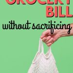 How to cut your grocery bill