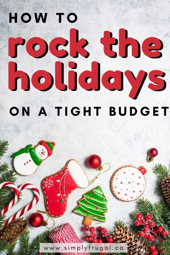 If you find yourself with a tight budget this holiday season don't let it ruin yourfun. This year, learn how to rock the holidays on a tight budget with these simple but meaningful ideas.