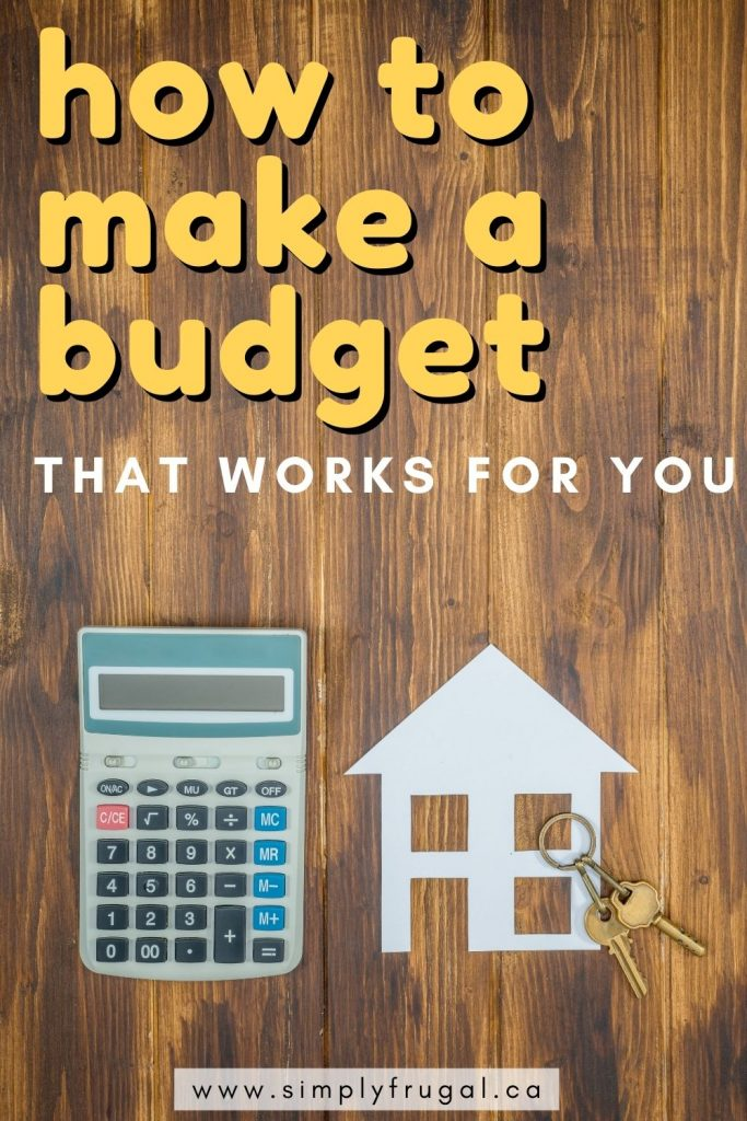 Most people have difficulty creating a budget and actually sticking to it. The good news is, you can find ways of making a budget that works for you with these helpful tips!