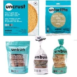 Canadian Coupon for Unbun Foods