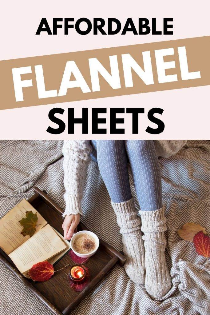 It's time to break out the cozy bedding! Here's a list of the best affordable flannel sheet sets that you can buy in Canada!