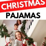 The best budget-friendly family Christmas Pajamas! Here's a round up of 5 places to buy matching family pajamas in Canada on a budget! Is there anything more festive than the whole family matching on Christmas?