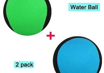 2 Pack Water Bouncing Ball Deal